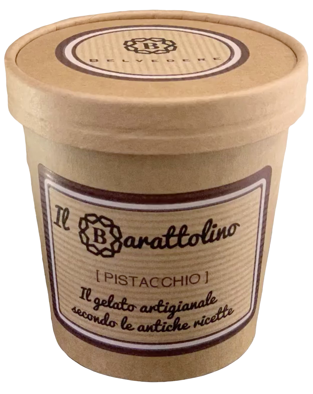 Barattolino Belvedere